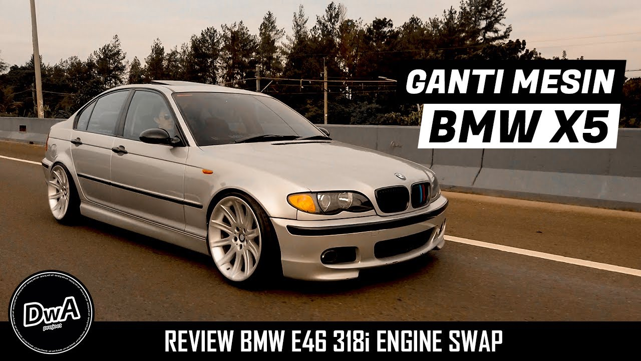REVIEW BMW E46 SWAP 3000 CC