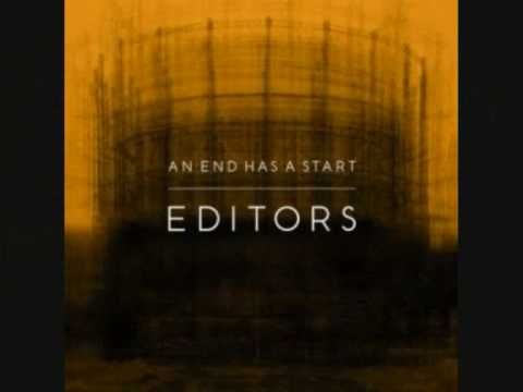 Editors an end has a start