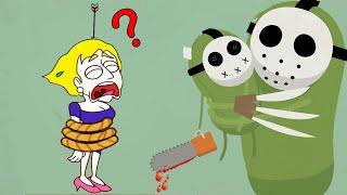 Save The Girl Vs Dumb Ways To Die! - Fun Trolling Android Gameplay Walkthrough!