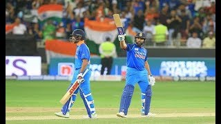 Asia Cup 2018 - India Vs Pakistan Highlights 2018