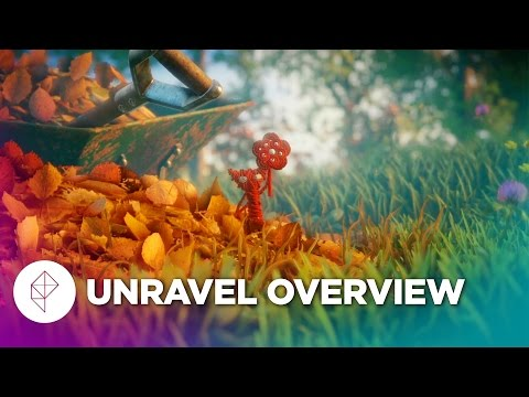 Fighting off crabs and stealing boats with an adorable yarn-child in Unravel
