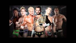 WWE Elimination Chamber 2012 Official Theme Song