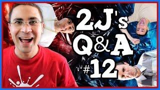 Video 2J's Q&A #12 (Ερωτήσεις & Απαντήσεις) download MP3, 3GP, MP4, WEBM, AVI, FLV April 2018