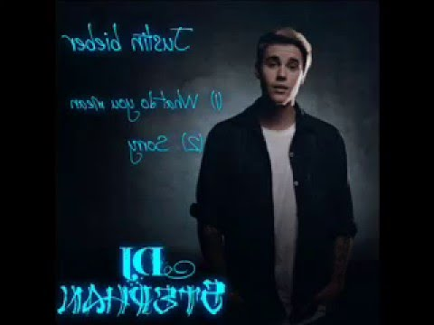 justin bieber what do you mean & sorry mixtape