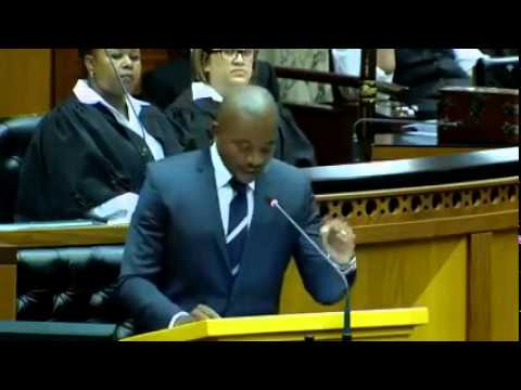 Jacob Zuma gets roasted in south africa parliament
