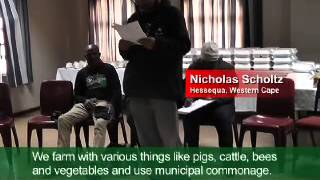 Mayibuye iAfrika Caravan Campaign