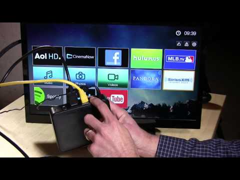 WD TV Media Player Review - New for 2014 WDBYMN0000NBK-HESN