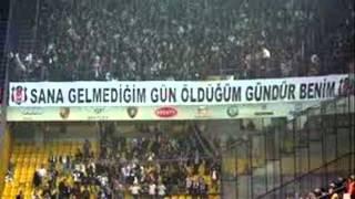 Besiktas Tribün Marsi 2008 2009 Bu Alemde En Büyük Beşiktaş