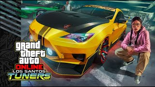 GTA ONLINE: LOS SANTOS TUNERS OUT NOW