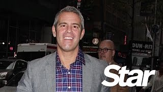 Andy Cohen Confesses To Major Health Bombshell In New Book!