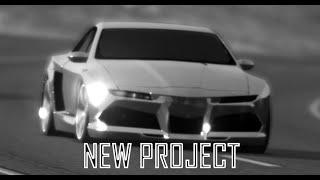 Новый тюнинг-проект на базе Mercedec CL/ New project