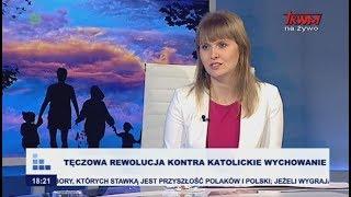 Rozmowy niedokończone: Tęczowa rewolucja kontra katolickie wychowanie cz.I