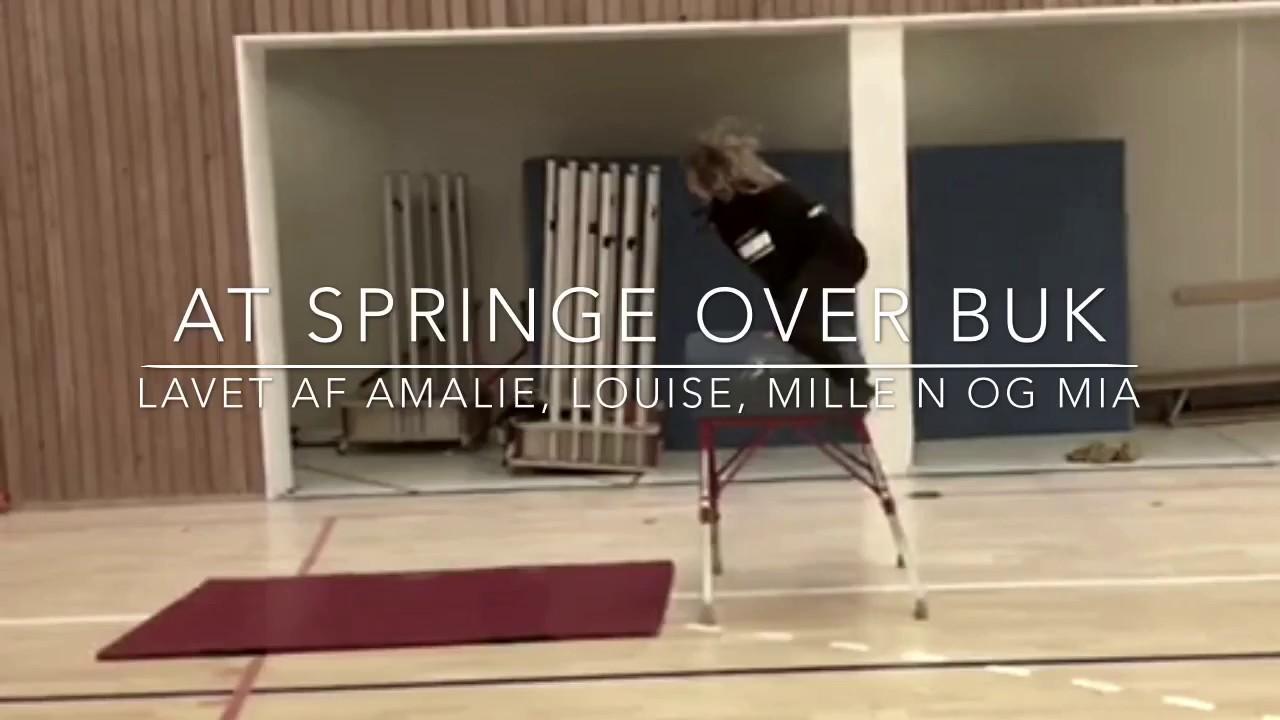 Bevægelsesanalyse - Springe over buk
