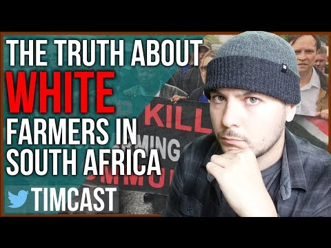 The Truth About White Farmers in South Africa