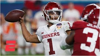 Kyler Murray would be a first round NFL Draft pick - Dan Graziano | SportsCenter