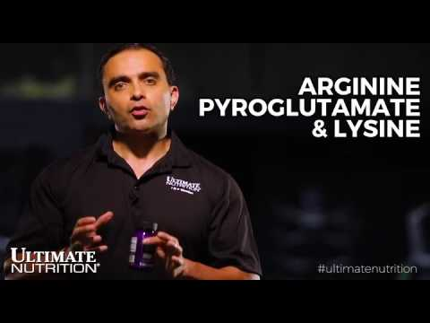 ARGININE PYROGLUTAMATE LYSINE