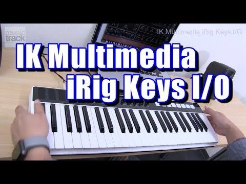 IK Multiedia iRig Keys I/O Demo & Review