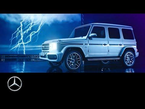 Mercedes-AMG G 63 2018   Flash of Lightning