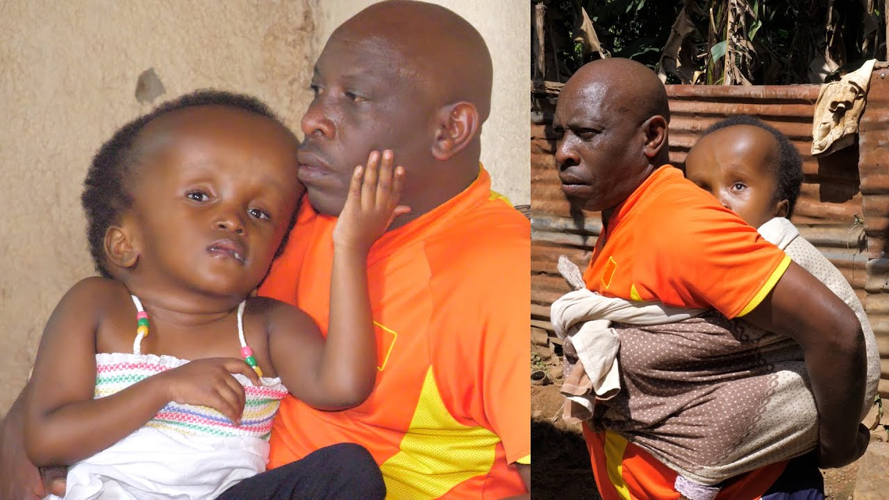 My Wife Left Me With 6 Kids Our Daughter Is Dying I Have Lost Hope South African Soapies