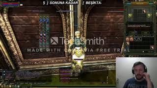Server Manes +8 Quest Bow İtem Denemesi