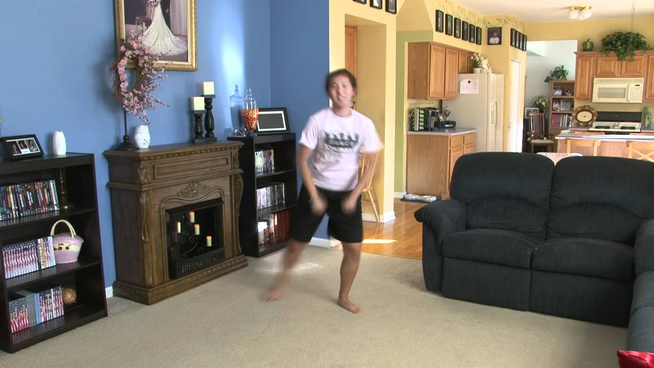 how to learn choreography from video