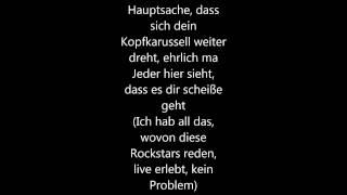 Adel Tawil Aschenflug Karaoke