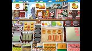 Hotdog Hotshot - Challenge Mode Week 16 (Broadway Avenue) Straight Run