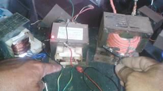 Quatro maneiras de utilizar transformador de microondas para carregador de bateria