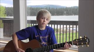 Carly Rae Jepsen - Call Me Maybe by 10 yr old Carson Lueders acoustic cover
