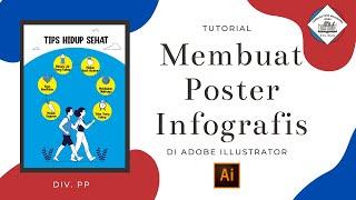 Tutorial Membuat Poster Infografis di Aplikasi Adobe Illustrator screenshot 3