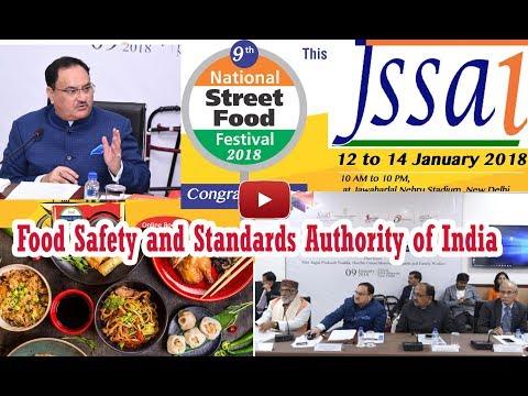 ఆహార విక్రయాలన్నిటికి అనుమతి తప్పనిసరి (Food Safety and Standards Authority of India)