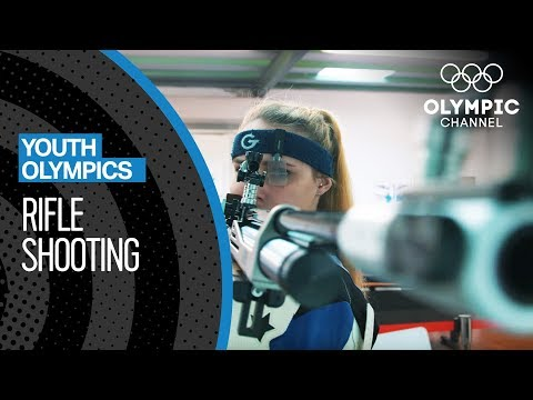 I am a Rifle Shooter | Youth Olympic Games