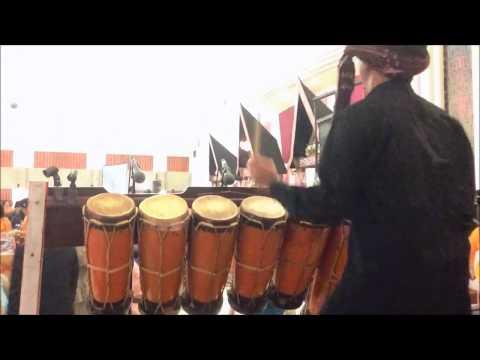 Gemu fa mi re, Ro Do Au - Hamonangan Butarbutar ft Go'Rame Band (taganing view)
