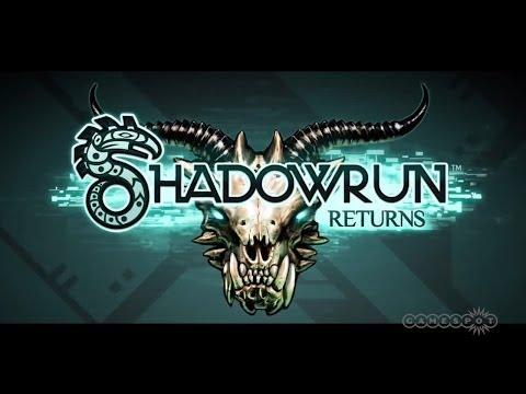 [Обзор игры] Shadowrun Returns