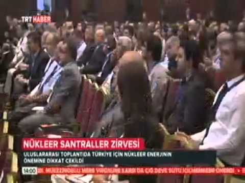 İstanbul Nuclear Power Plants Summit/TRT Haber