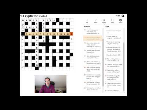 A Guide To Solving Today's Times Crossword