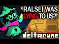 Why Ralsei LIED To Us! Deltarune (Undertale 2) Theory | UNDERLAB