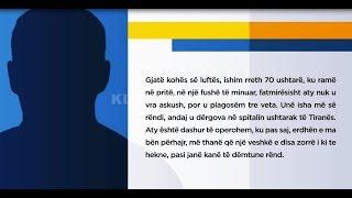 E humbi veshken, intervistohet nga Specialja - 21.03.2019- Klan Kosova