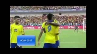 CAN 2017 Gabon 1-1 Guiné Bisao