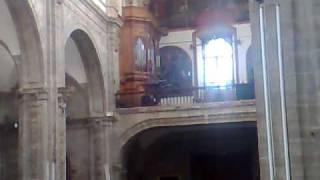 Organo Oratorio San Felipe Neri Guanajuato México