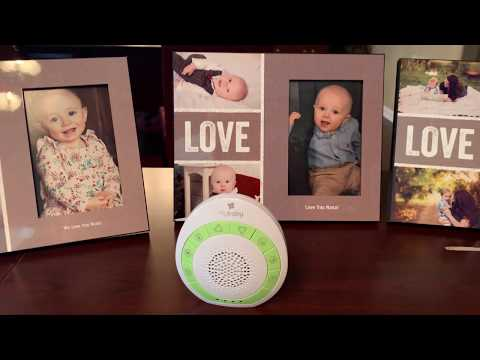 Mybaby  Soundspa On-The-Go Soothing Sounds For Baby
