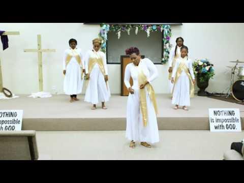 EASTER PRAISE DANCE 2017