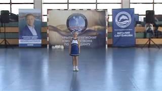 Чемпионат Южного Региона по Черлидингу фильм 02