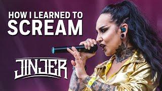 How Jinjer's Tatiana Shmayluk Learned to Scream