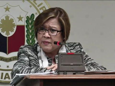 Senator Leila de Lima, nanghingi rin umano ng pera kay Janet Napoles