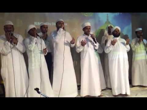 Milad-ul-nabi In Abu Dhabi By  RSC..... ( favas musthafa) 2013