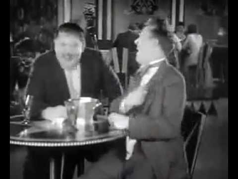 Stan Laurel and Oliver Hardy, Blotto (1930)