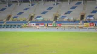 2012年台灣國際田徑錦標賽男子400公尺接力