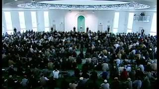 Friday Sermon 15th October 2010 (Russian)