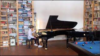 Julius Asal Piano Recital - Oxford Digital Piano Festival 2020